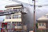 Paterson 7-4-11 : Paterson 2nd alarm at 345 Eighth Ave. on 7-4-11.