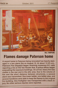 1st Responder Newspaper - October 2011
