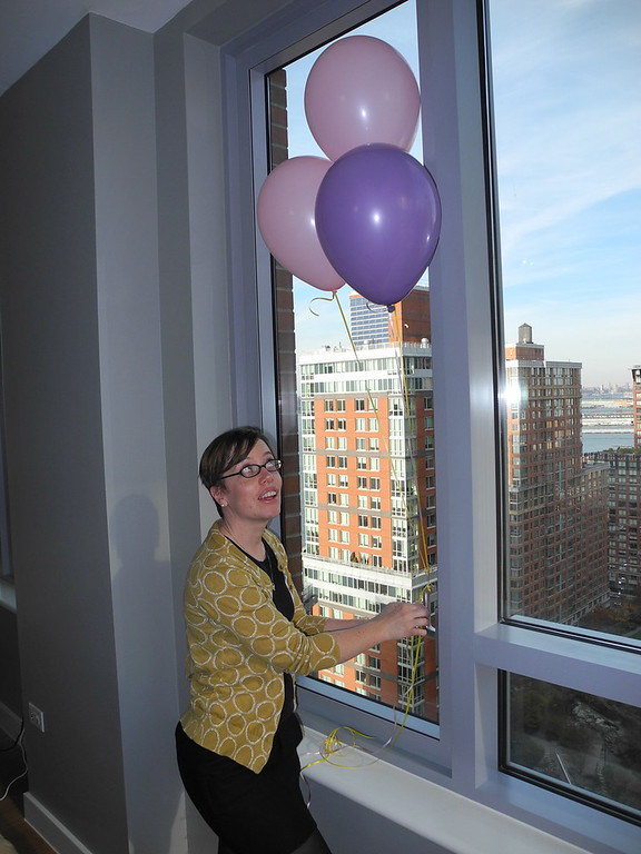 Peanut's Baby Shower - NYC 11.19.2011