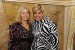 Louise Mirrer and Suze Orman