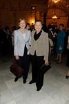 Nancy Newcomb and Barbara Debs