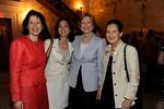 Pam Schafler, Janine Jaquet, Nancy Newcomb, Marjorie Hart