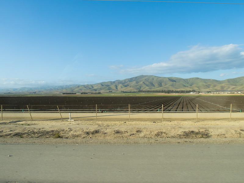 San Benito mountains