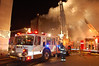 Plainfield 12-17-11 : Plainfield 3rd alarm at 131 North Ave. on 12-17-11.