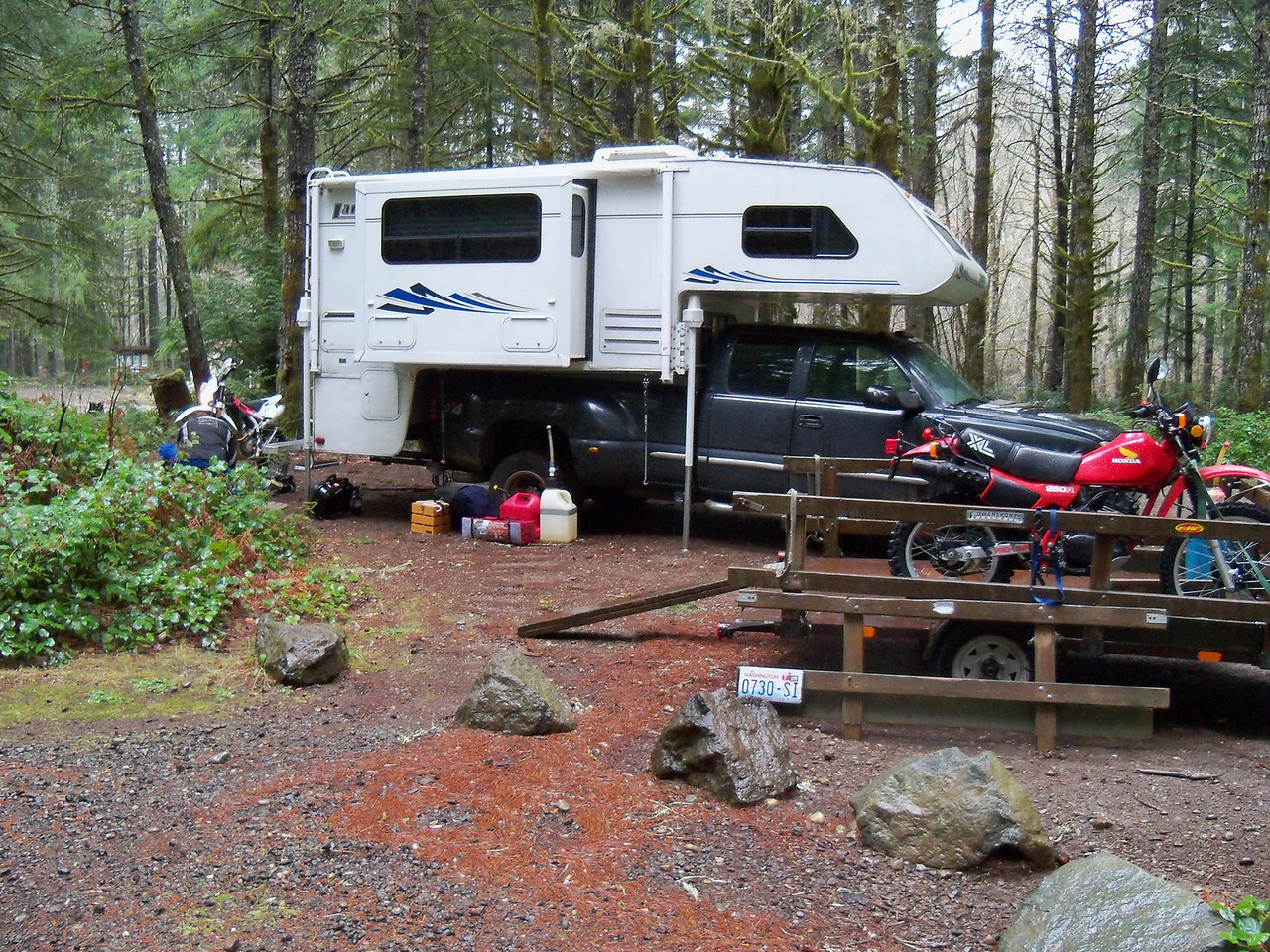 Rob's camp