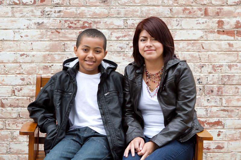 Portrait: Reina & Rodney