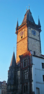 Astronomical Clock b