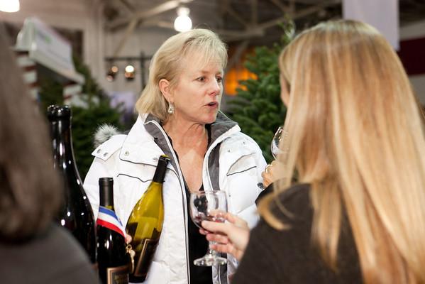 2011.12.06 The Guardsmen Tree Lot Wine Tasting