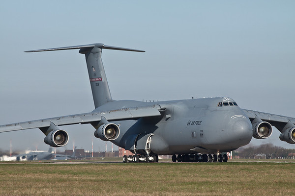 RAF Mildenhall : 24th March