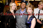 Melissa George, Russell Simmons, Jacqueline Weld Drake