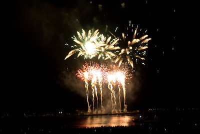English Bay Fireworks, Vancouver Celebration of Light