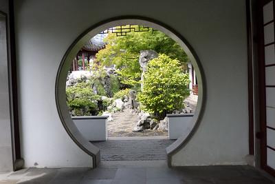 Sun Yat Sen garden, Vancouver