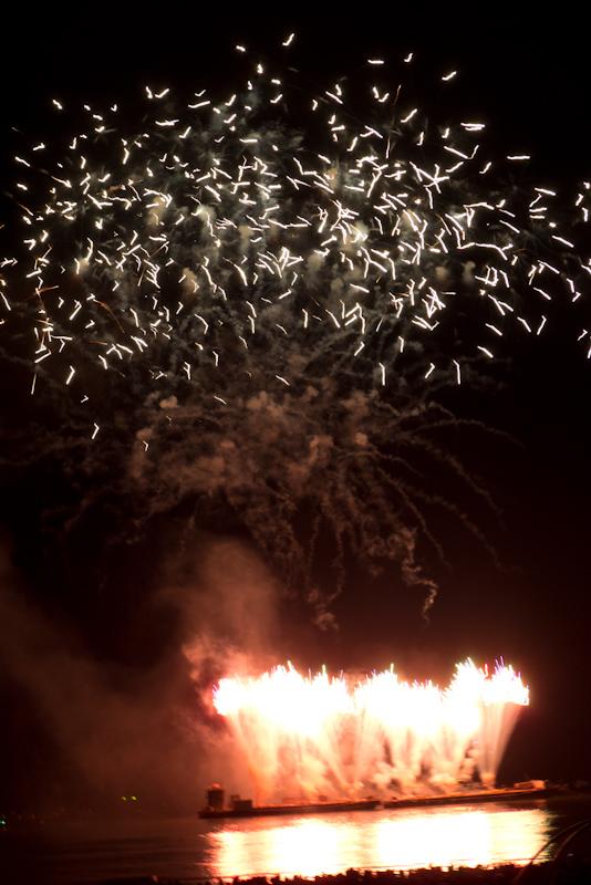 English Bay Fireworks, Vancouver Celebration of Light