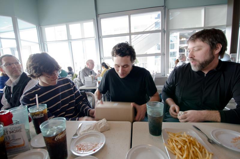 Gavin's 5th Microsoft anniversary.