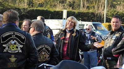Remembrance Ride, 13 Nov 2011