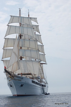Rivierias Under Sail