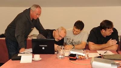 Road Crew 2012 Planning Meeting, 27 Nov 2011