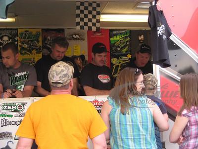 Autograph Session @ Roaring Knob Motorsports Complex