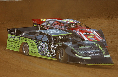 Scott Bloomquist, Ray Cook