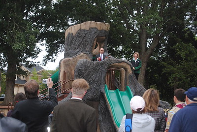 Robbins Park Opening