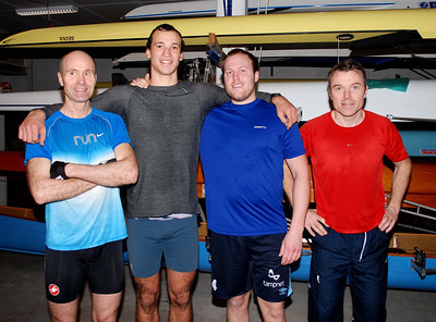 Finalelag 2 - Odd Geir, Asbjørn, Eirik og Svein