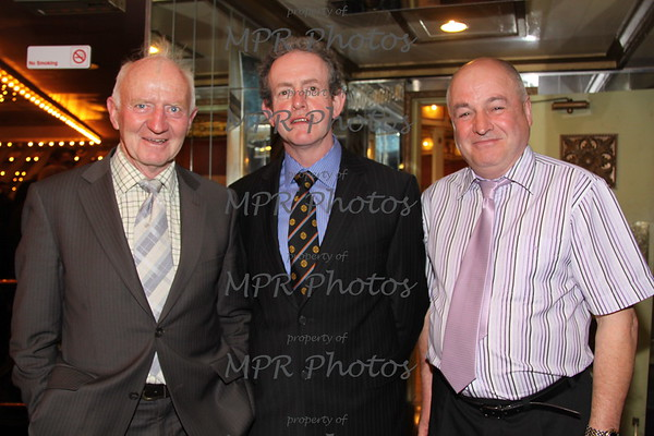 Roscommon Supporters Dinner Dance April 30th 2011