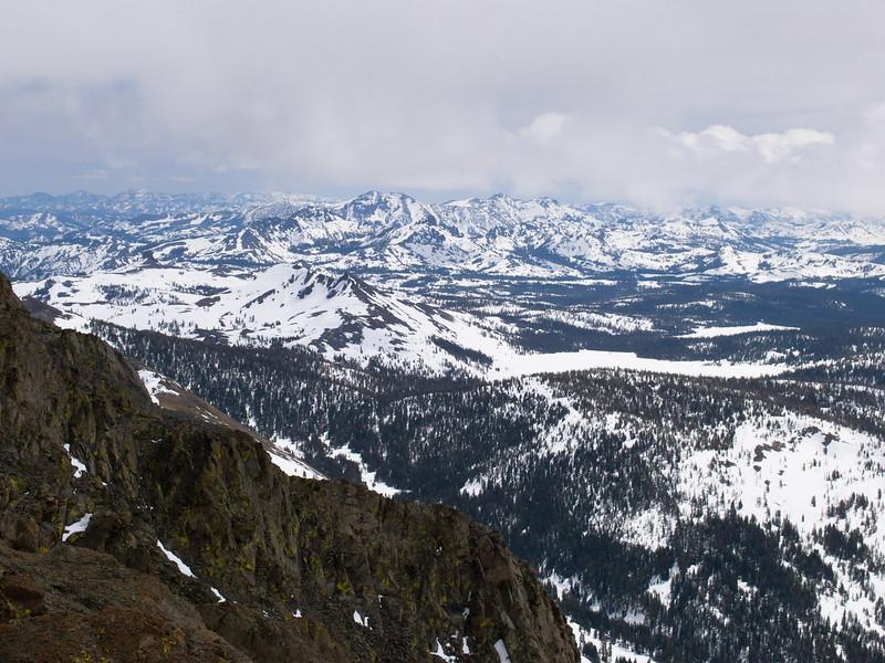 Southward view