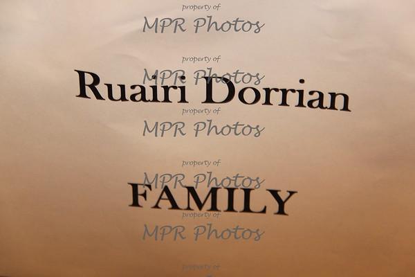 Ruairi Dorrian's First Holy Communion