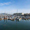Fort Mason and yacht harbor