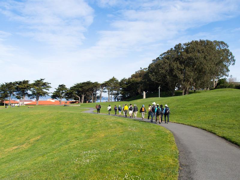 Fort Mason park
