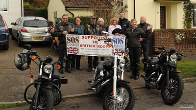 Reigate SOS - Support our Soldiers, 26 Nov 2011