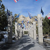 CUSTER PARK, ENTRANCE TO MOUNT RUSHMORE