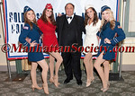John Catsimatidis & USO Girls: Joanna Howard, Cassie Chesnutt, Alix Paige, Lexy Romano attend The Soldiers', Sailors', Marines', Coast Guard and Airmen's Club's 15th Annual Military Ball saluting the United States Coast Guard on Friday, October 14, 2011 at  The Pierre Hotel, 2 East 61st Street at Fifth Avenue, New York City, NY  PHOTO CREDIT: ©Manhattan Society.com/Christopher London