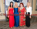Donna Soloway, Margo Catsimatidis, Baroness von Langedorff, Shelley Goldberg attend The Soldiers', Sailors', Marines', Coast Guard and Airmen's Club's 15th Annual Military Ball saluting the United States Coast Guard on Friday, October 14, 2011 at  The Pierre Hotel, 2 East 61st Street at Fifth Avenue, New York City, NY  PHOTO CREDIT: ©Manhattan Society.com/Christopher London