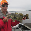 DOUG'S BIG SMALLMOUTH...19 1/2""
