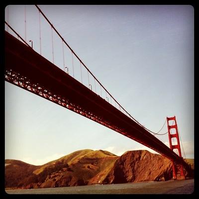 It's been fun, San Fran. Until next time...