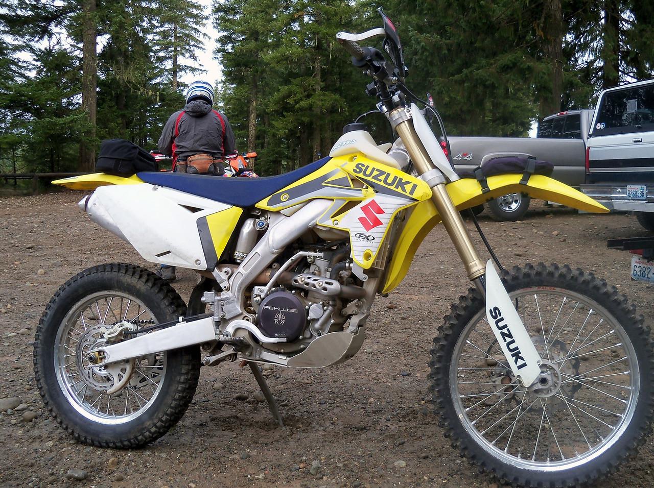 My RMZ 250