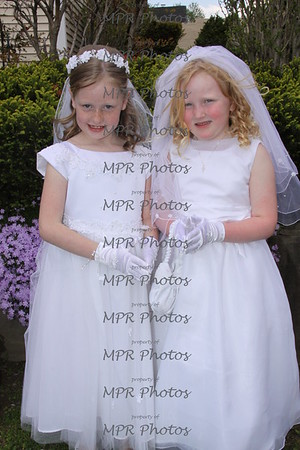 Sarah's First Holy Communion