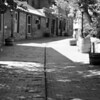Reeders Alley B/W.