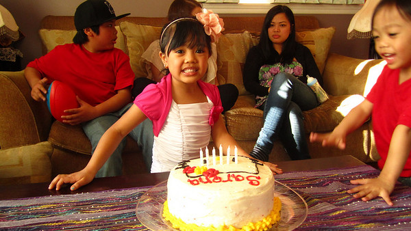 Sarena's Birthday