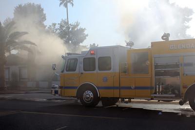Sept 1 - 8610 N 39th Av, Phoenix - House Fire