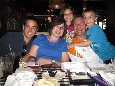 Sept. 10, 2011 - Quinn's 5th Birthday