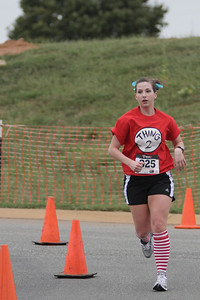 People from the community of Boiling Springs, NC came together Saturday morning to run in a 5K in celebration of the Boiling Springs Centennial.