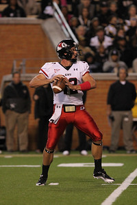 Chandler Browning, 12, prepares to throw the ball.