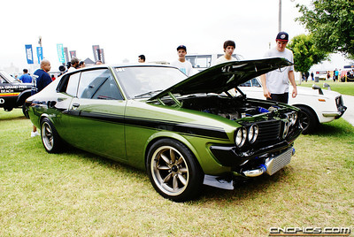 Japanese Classic Car Show Greatness Within