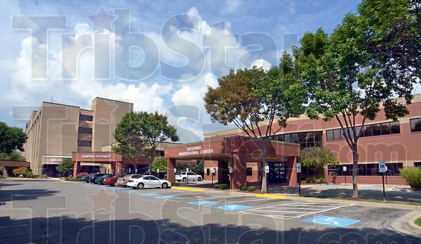 Regional Hospital exterior