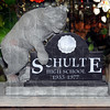 Tribune-Star/Jim Avelis<br /> Example: Sculptor Bill Wolfe has created this maquette for the Schulte high school marker.