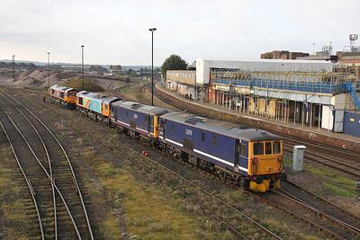 73212 Eastleigh 25/09/11