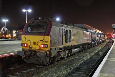 67020 Didcot 27/09/11 3J42 West Ealing to Basingstoke RHTT