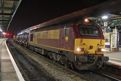 67027 Didcot 27/09/11 3J42 West Ealing to Basingstoke RHTT